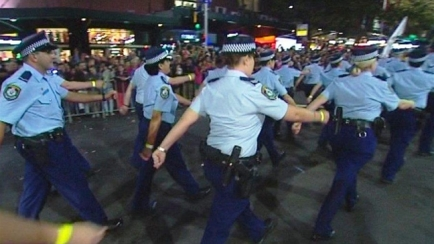 Queensland Police to March in QLD Pride 2015