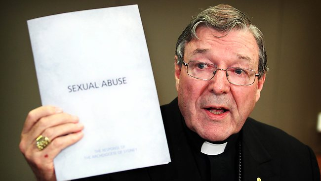 STOP The Paedophile Priests